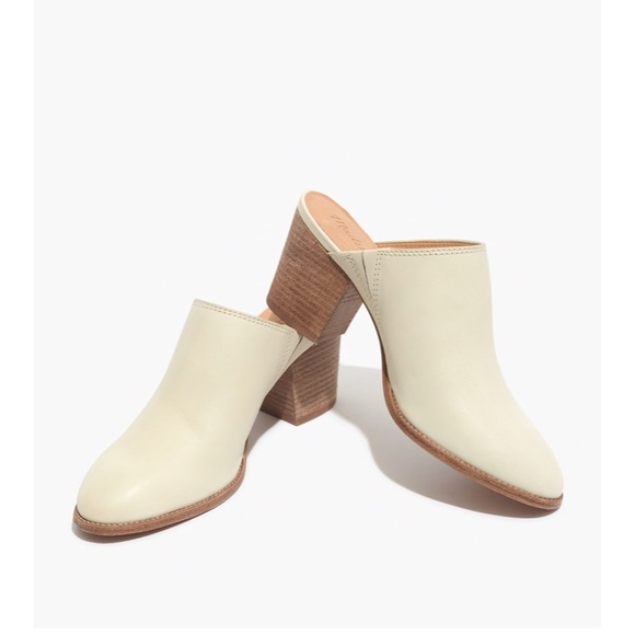Madewell Shoes - Madewell Harper Mule in Vintage Canvas